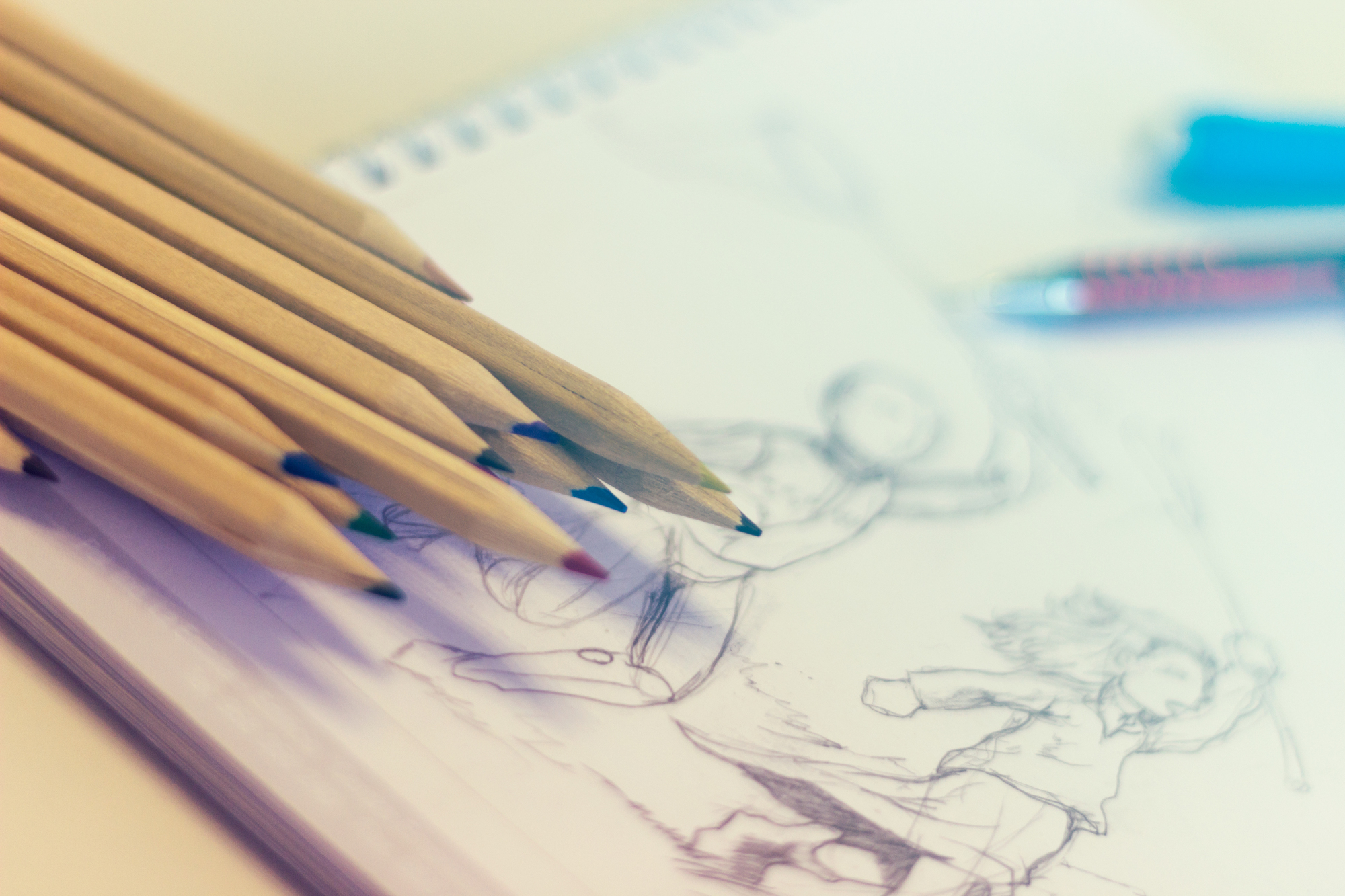 The Transition Process: 7 Tips on Making Art your Side Hustle