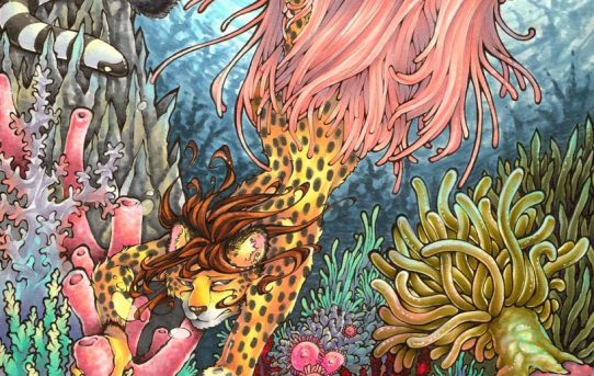 Interview with an Artist: Psychoseby